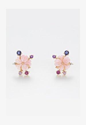 Earrings - multicoloured