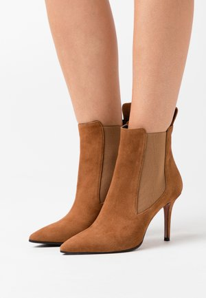 LUISA  - High heeled ankle boots - sauro