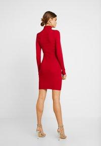 Morgan - RMENTO - Robe pull - tango red - 3