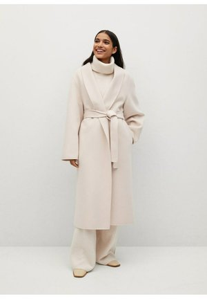 MANUELA - Płaszcz wełniany /Płaszcz klasyczny - écru