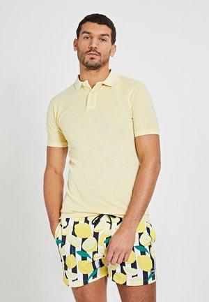 Polo shirt - miami lemon