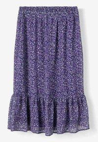 LMTD - A-line skirt - purple reign - 1