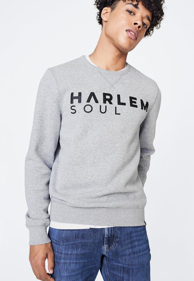 LONDON - Sweatshirt - grey melange