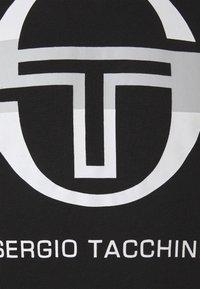 sergio tacchini - ZELDA - Sweatshirt - black/white/ashgrey - 2