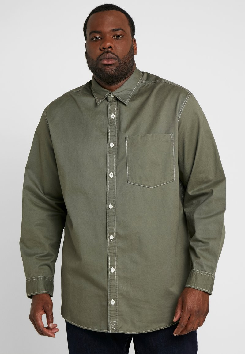 Jack & Jones - JORVICTOR - Skjorter - dusty olive