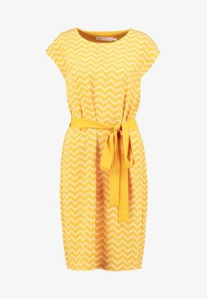 DRESS - Day dress - sunny yellow