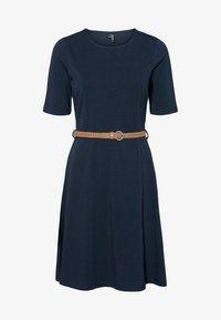 Vero Moda - SCARLET - Jersey dress - navy - 5