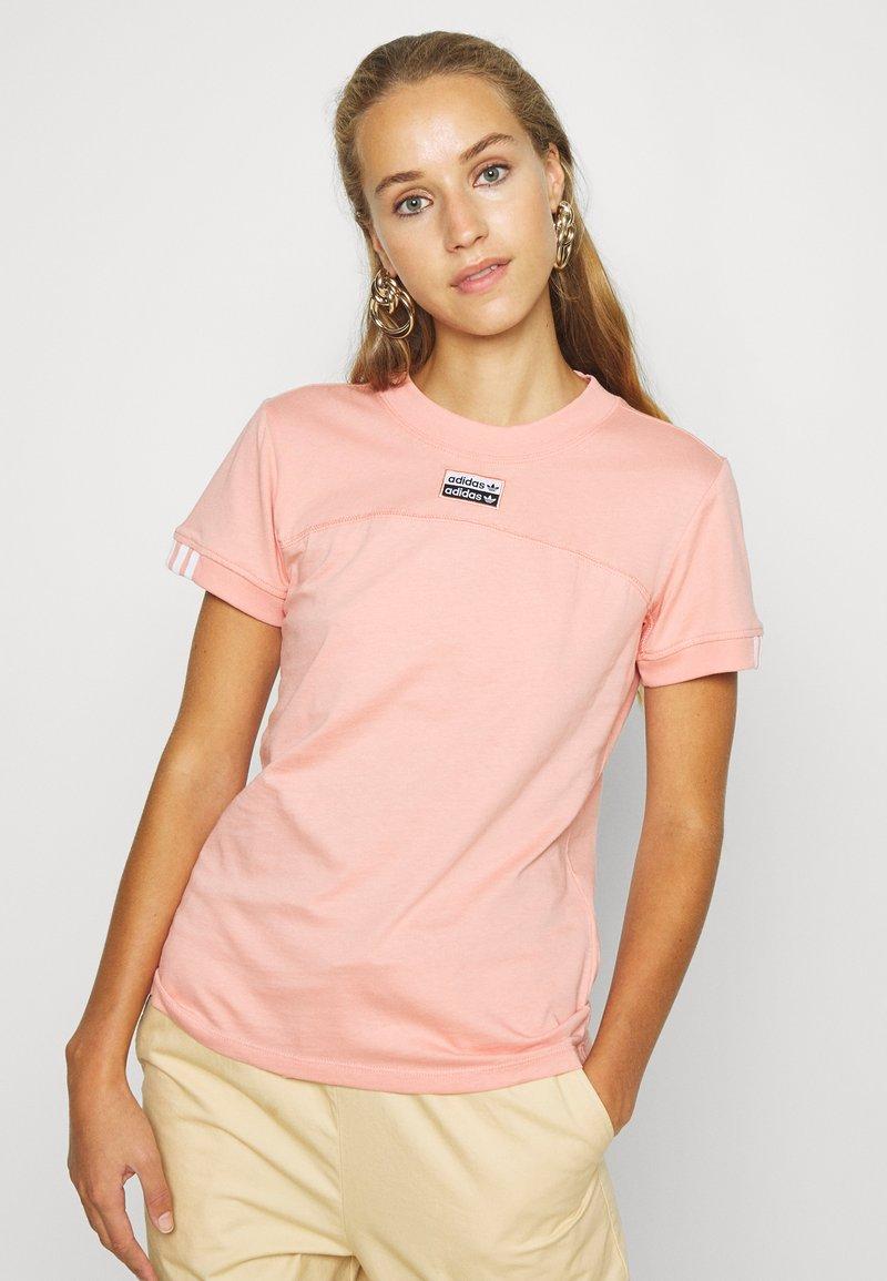 adidas Originals - TEE - T-shirts print - trace pink