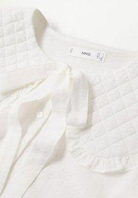 Mango - HONEY - Košile - blanc cassé - 7