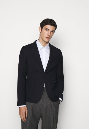 MENS JACKET UNLINED - Blazer jacket - dark blue
