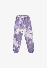 PULL&BEAR - Tracksuit bottoms - purple - 4
