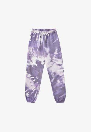 Spodnie treningowe - purple