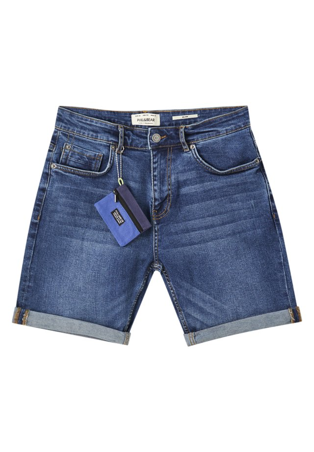 Short en jean - dark blue