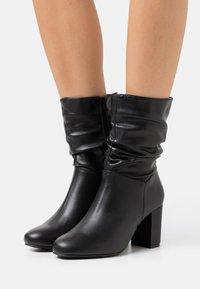 New Look - EXISTANCE - Kotníkové boty - black - 0