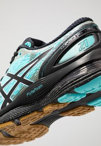 ASICS - GEL-NIMBUS 21 WINTERIZED - Zapatillas de running neutras - ice mint/black - 5