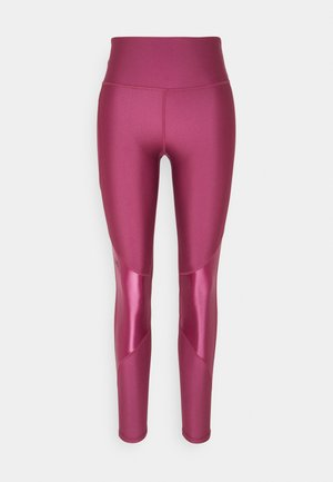 SHINE LEG - Tights - pink quartz