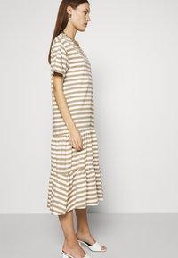 Selected Femme - SLFREED DRESS - Jersey dress - kelp - 4