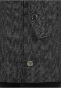 INDICODE JEANS - BRANDAN - Short coat - dark coal - 4