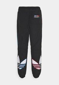 adidas Originals - TRICOL UNISEX - Pantalones deportivos - black - 1