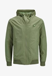 Jack & Jones - Light jacket - deep lichen green - 5
