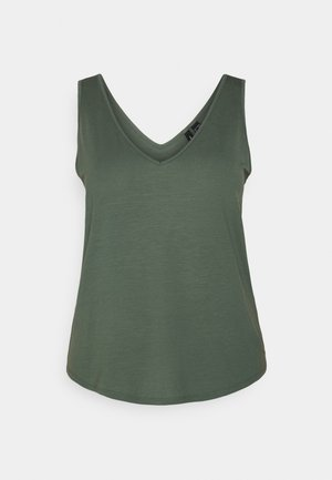 VMAVA V NECK - Top - green