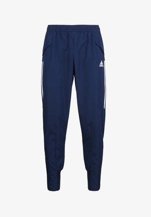 CONDIVO 20 PRE-MATCH PANTS - Tracksuit bottoms - navy blue / white