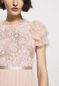 Needle & Thread - SHIRLEY RIBBON BODICE DRESS - Iltapuku - pink encore - 5
