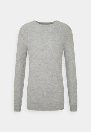 LENOX - Jumper - light grey melange
