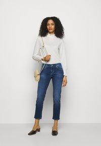 AG Jeans - EX BOYFRIEND - Relaxed fit jeans - blue denim - 1
