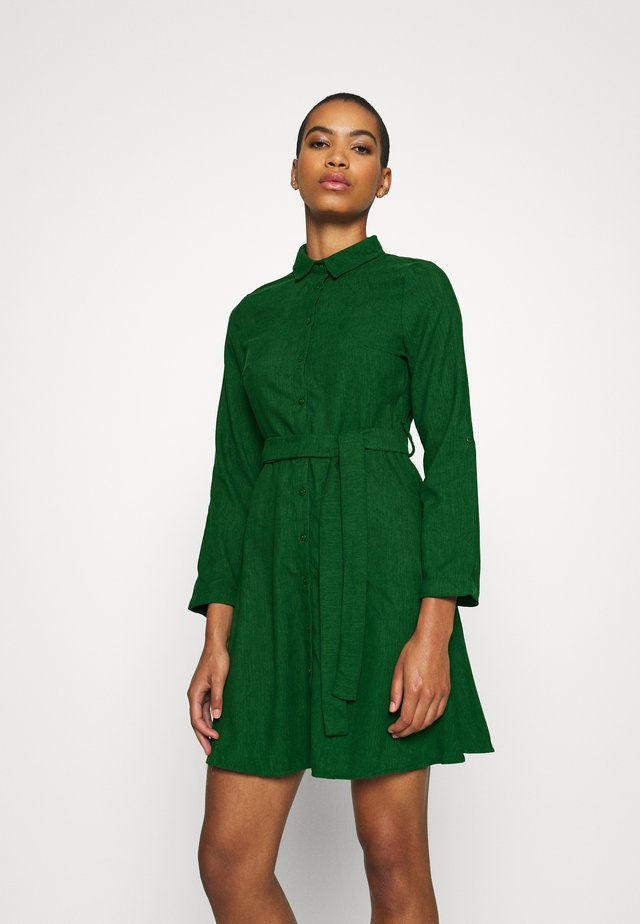 Shirt dress - green