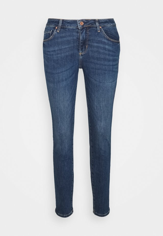ANNETTE - Jeansy Skinny Fit - carrie mid