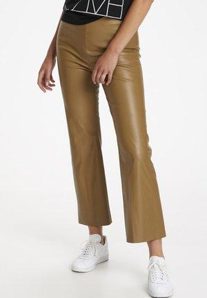Pantalon classique - ermine