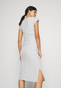 Anna Field - Shift dress - mottled grey - 2