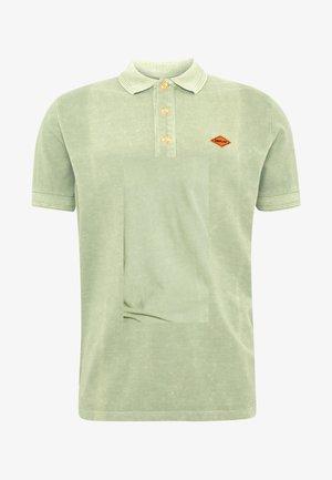 Polo shirt - sage