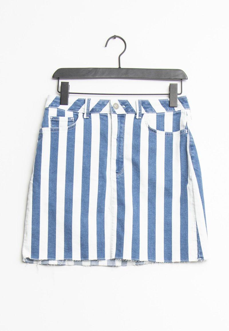Hollister Co. - Denim skirt - blue