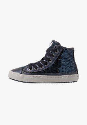 KALISPERA GIRL - Sneaker high - navy