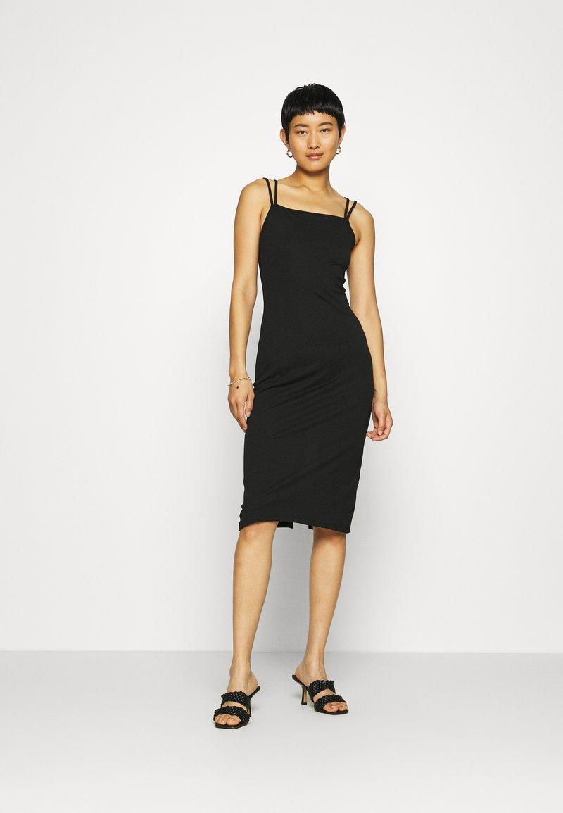 Zign - Jerseykjole - black