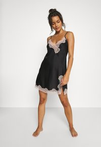 Ann Summers - SELENA CHEMISE  - Nightie - black/nude - 1
