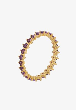 ANILLO BIRD - Anello - gold-coloured/purple