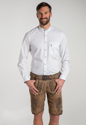 RODERICH - Shirt - white