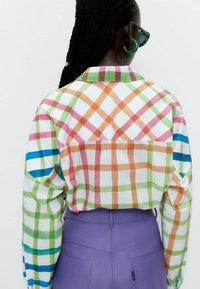 Uterqüe - Button-down blouse - white - 2