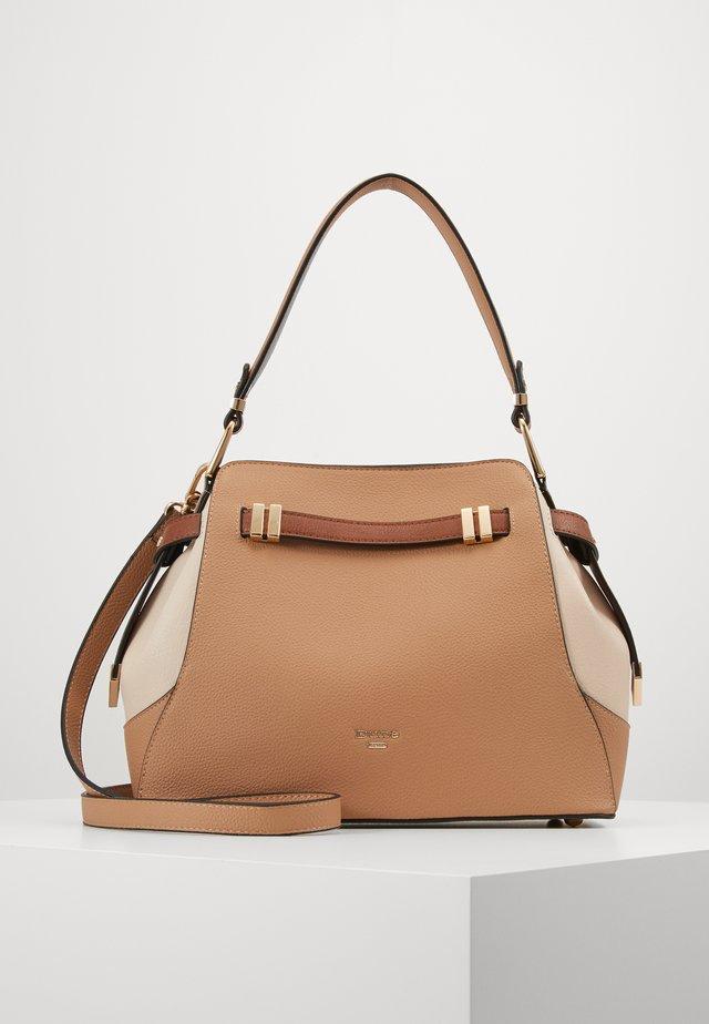 DARABELLA - Handbag - camel