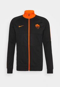 Nike Performance - AS ROM - Club wear - black/safety orange - 5