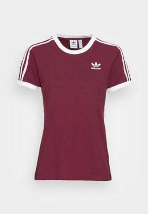 TEE - Basic T-shirt - victory crimson