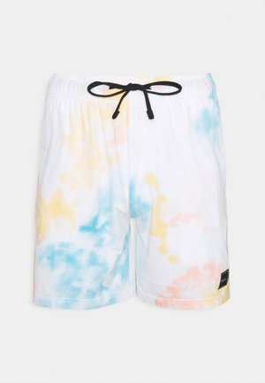 LOUNGE BOTTOM SHORTS - Pyjama bottoms - white wash