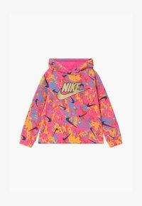 Nike Sportswear - PLAYGROUND RULES HOODIE - Hoodie - pinksicle - 0