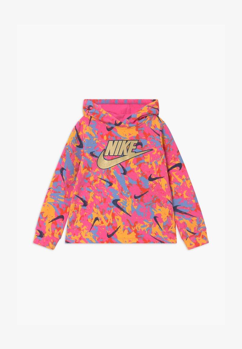 Nike Sportswear - PLAYGROUND RULES HOODIE - Hoodie - pinksicle