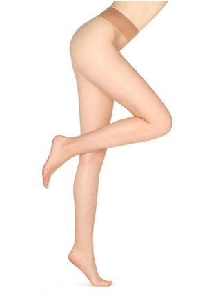 ULTRA TRANSPARENTE FEINSTRUMPFHOSE 8 DENIER - Tights - bronze