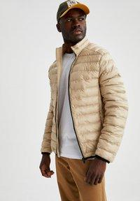DeFacto - Light jacket - beige - 4
