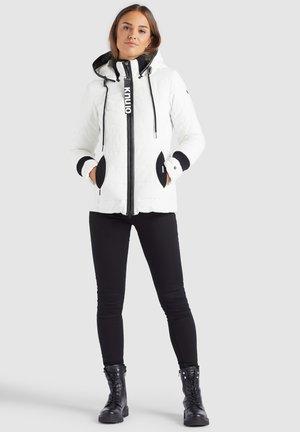 CORZ - Winter jacket - naturweiß